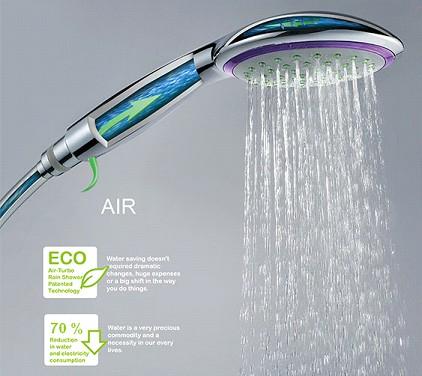 RUČNÍ SPRCHY - Eco Power